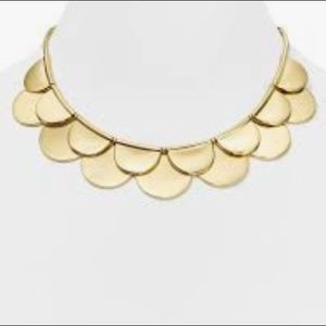 KATE SPADE SWEETHEART GOLD NECKLACE